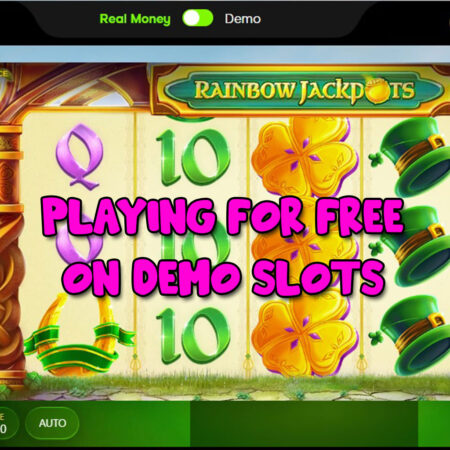 Try out Free/Demo Slots