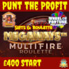 Punt the Profit – £400 to play with